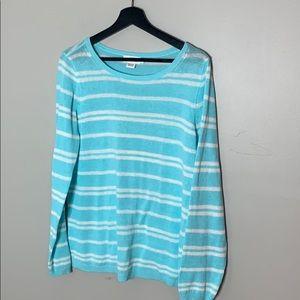Vineyard Vines striped sweater, size Large